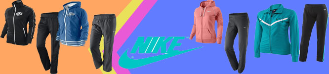 Chandals Nike mujer